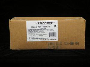chopped twix topt536100 lakeland confectionary