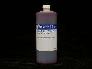 virginia dare art liq orange color dh11 lakeland confectionary