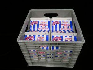 leibys nonfat vanilla yogurt mix ld99013 lakeland confectionary