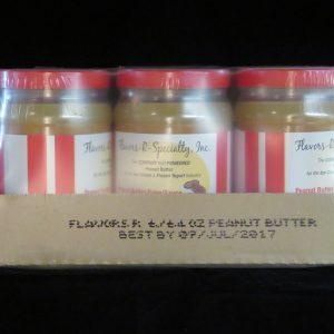 peanut butter sauce jars frspbjars lakeland confectionary