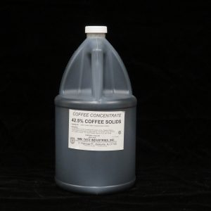 william tatz pure coffee solids 42.5% wt200234 lakeland confectionary