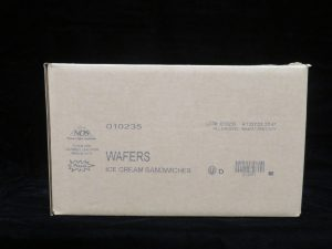 chocolate wafers nds010235 lakeland confectionary