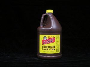 fox's ubet chocolate syrup fx1000 lakeland confectionary