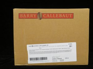 barry callebaut semi sweet choc flakes bc6006001059 lakeland confectionary