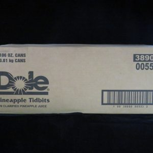 dole pineapple tidbits rhs5000553 lakeland confectionary